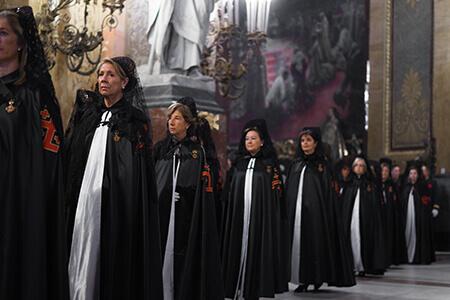 Investidura de Damas del Santo Sepulcro de Jerusalén