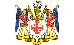 Historia de la Orden del Santo Sepulcro deus_lo_vult