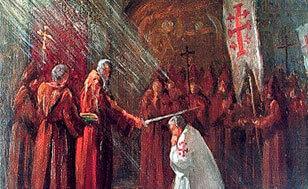 Historia de la Orden del Santo Sepulcro custodio_franciscano