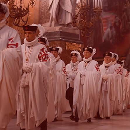 Misión Orden de Caballería del Santo Sepulcro