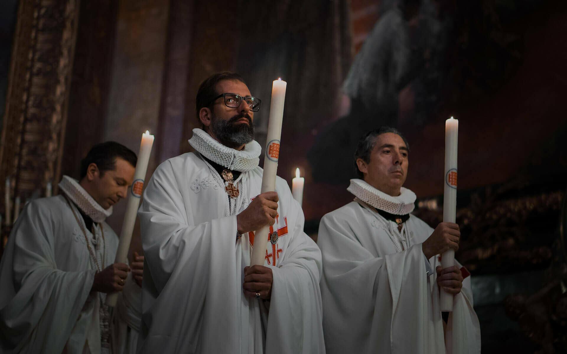 Orden de Caballería del Santo Sepulcro de Jerusalén